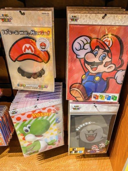 Super Nintendo World Folders