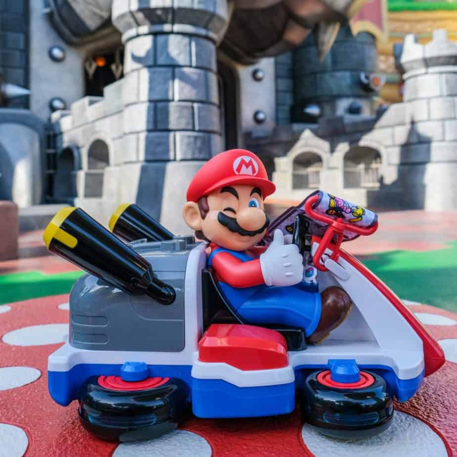Super Nintendo World Popcorn Buckets