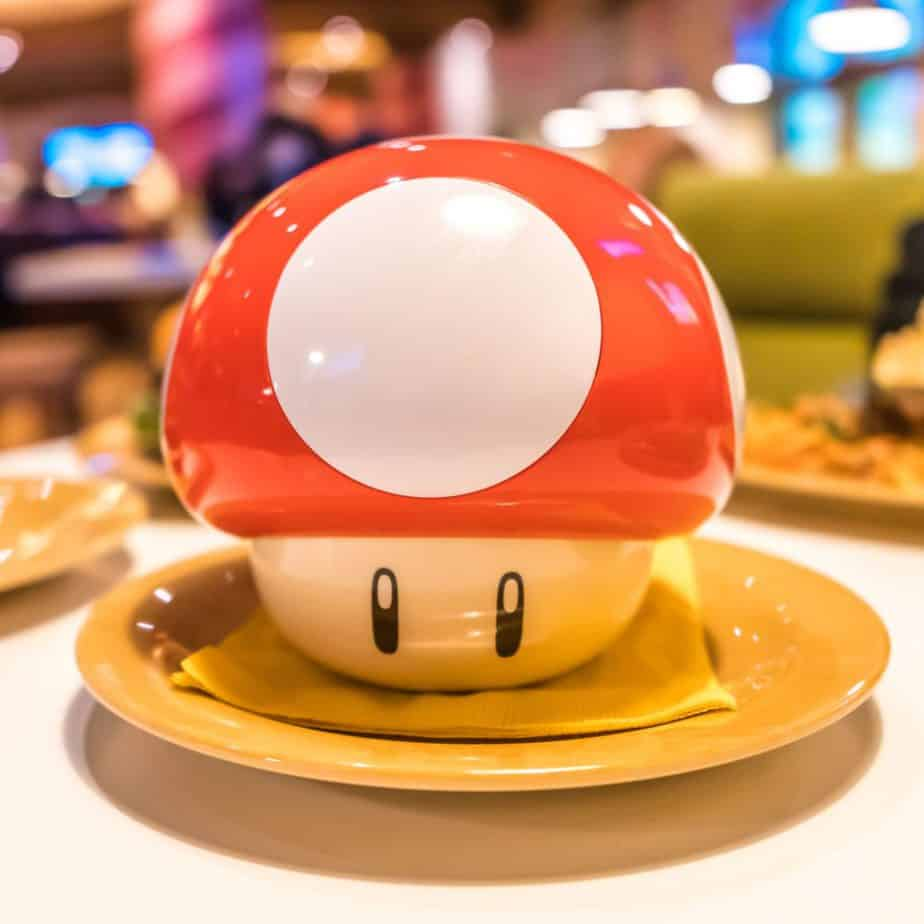 Super Nintendo World Food & Restaurant Guide