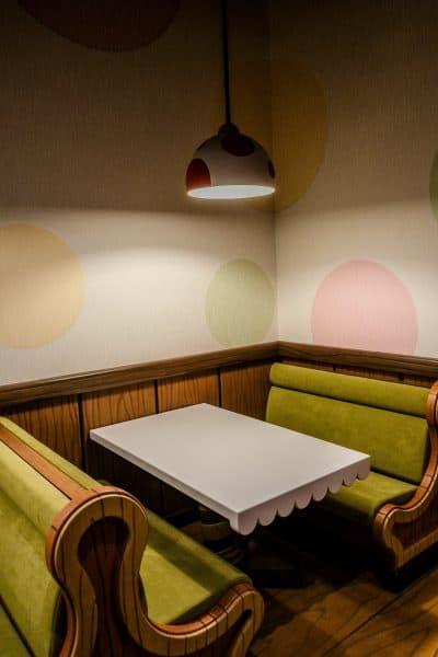 Kinopios Cafe Table