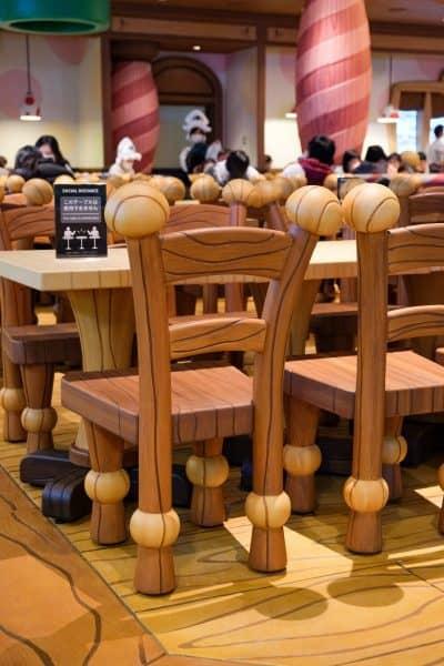 Kinopios Cafe Chairs