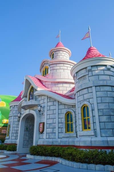 Peach's Castle