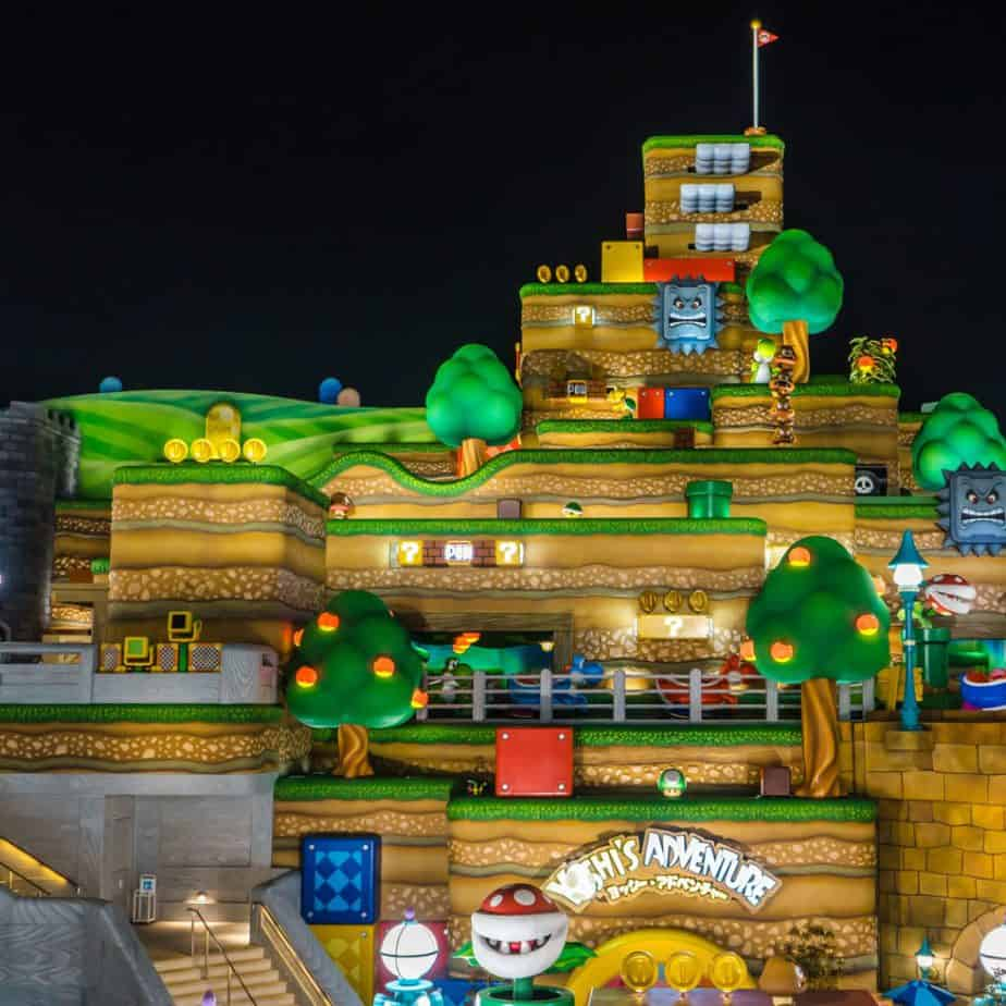 100+ Super Nintendo World Photos at Universal Studios Japan