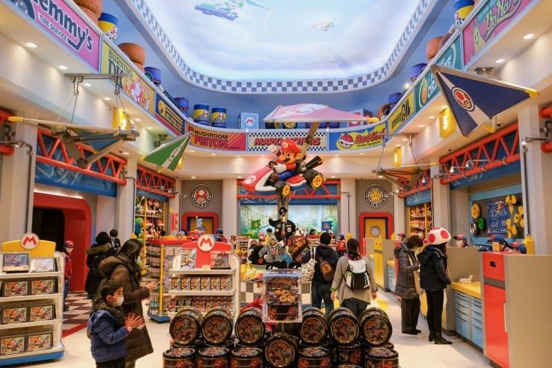 Inside Mario Motors