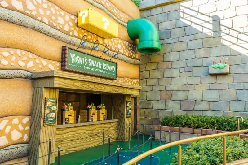 Yoshi's Snack Island