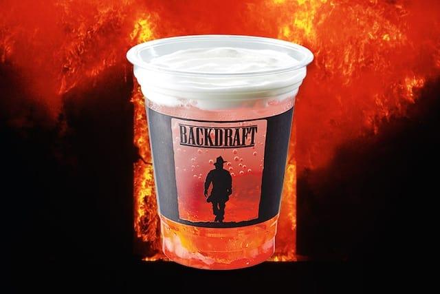 Backdraft Soda