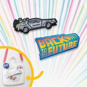 Back to the Future Patch