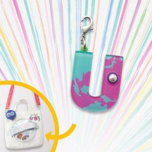Custom Tote Bag Charm U