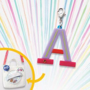 Custom Tote Bag Charm A