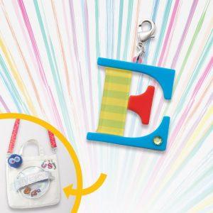 Custom Tote Bag Charm E