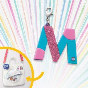 Custom Tote Bag Charm M