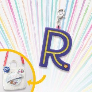 Custom Tote Bag Charm R