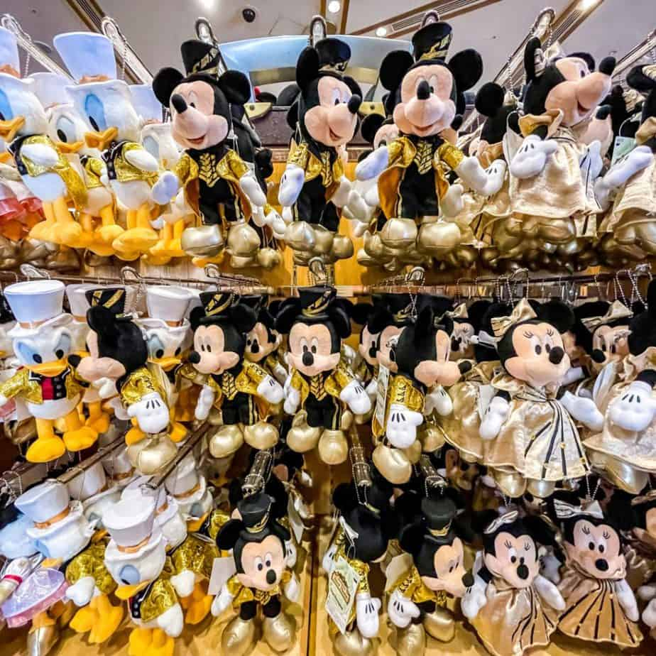 Mickey's Magical Music World Merchandise at Tokyo Disneyland