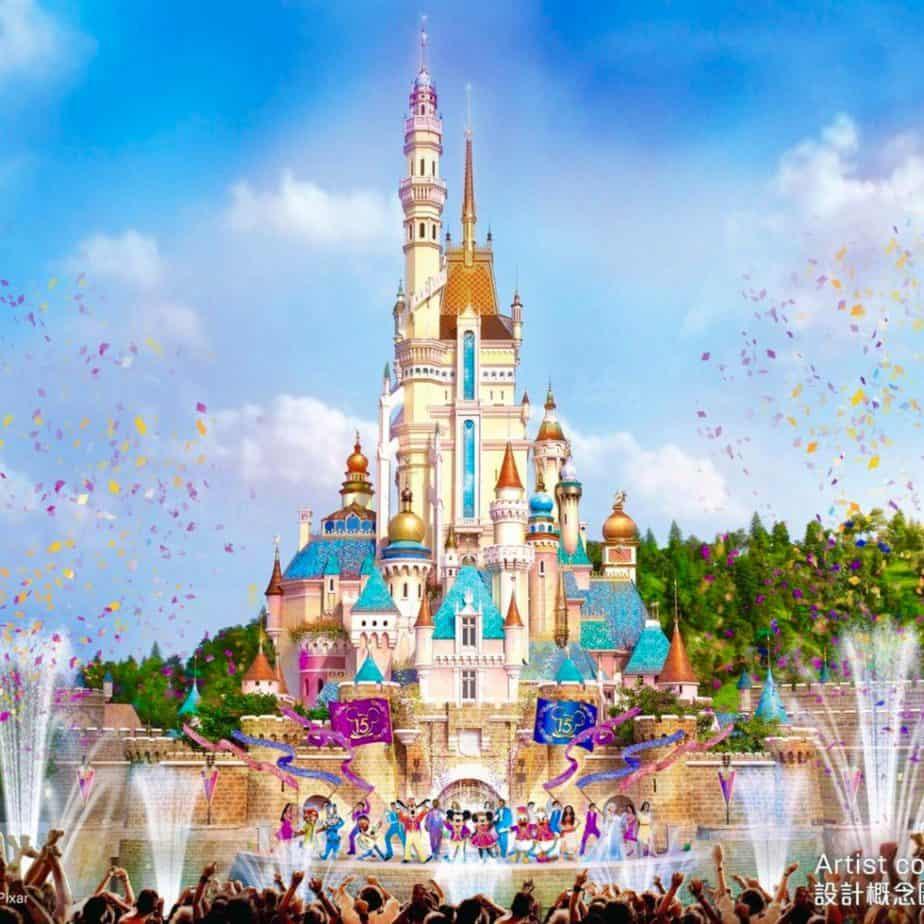 """""""Follow Your Dreams"""" Debuts at Hong Kong Disneyland on June 30, 2021"""