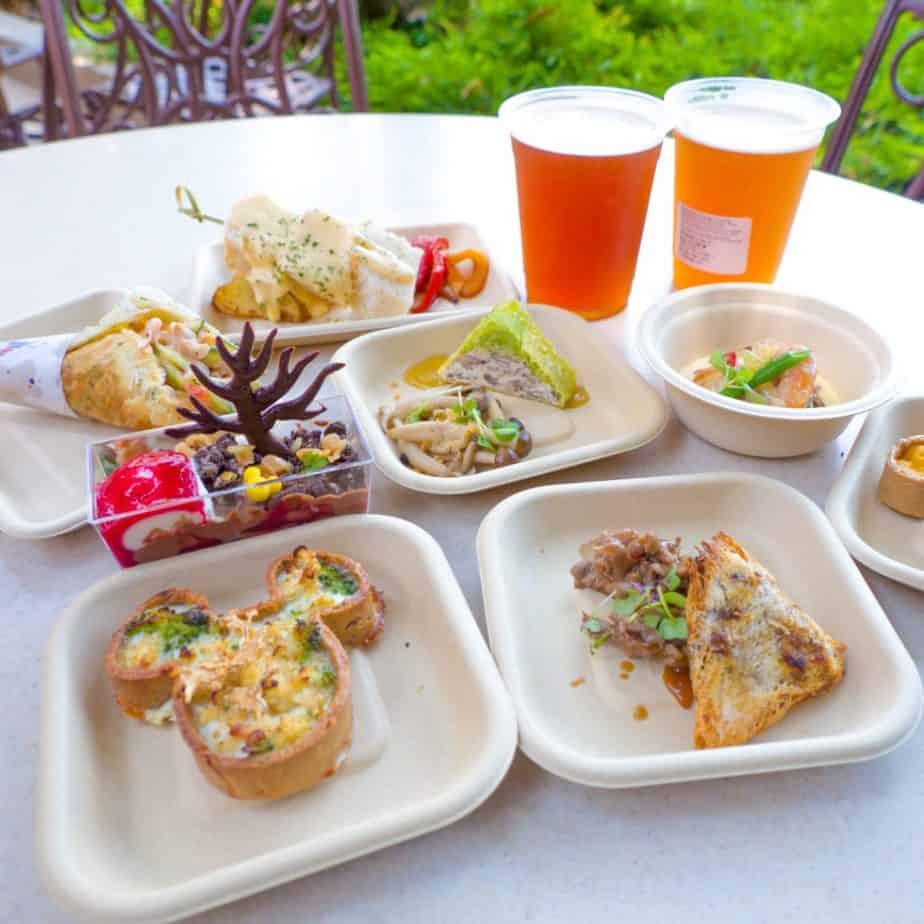 The Royal Food and Drink Fair at Hong Kong Disneyland Review