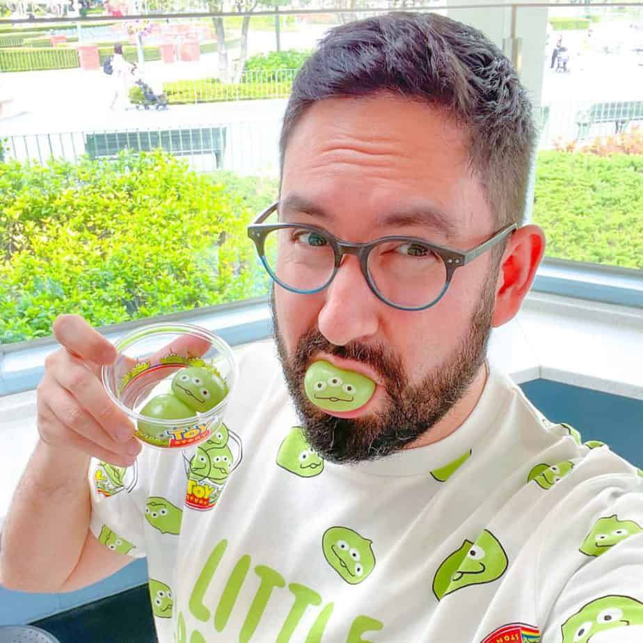 A Very, Very Happy Birthday at Tokyo Disneyland