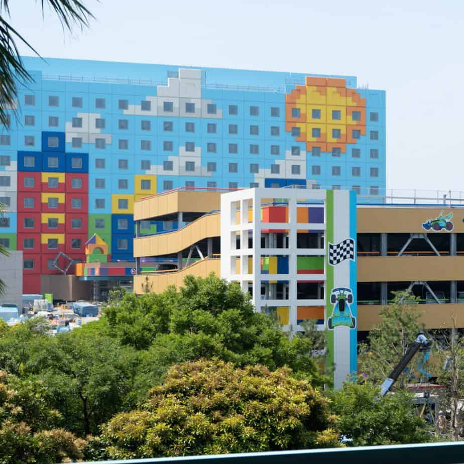 Toy Story Hotel Construction Update (June 2021)