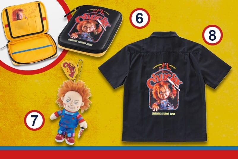 Chucky Merchandise