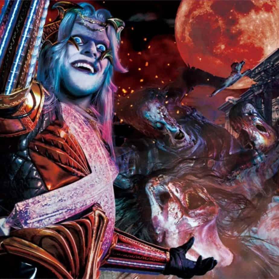 Halloween Horror Nights Returns to Universal Studios Japan