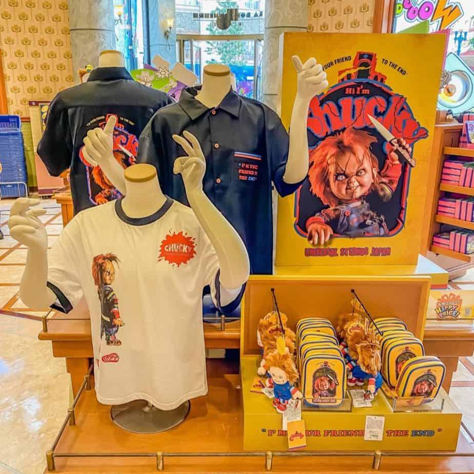 Halloween 2021 Merchandise at Universal Studios Japan