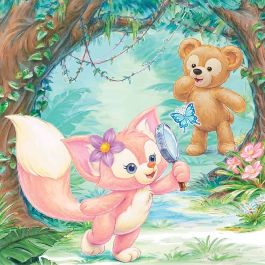 New Duffy Friend LinaBell Coming to Shanghai Disneyland