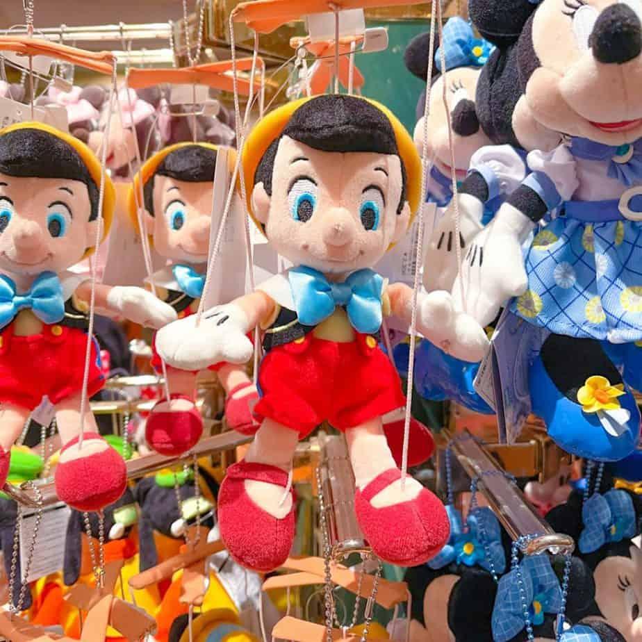 Tokyo Disneyland Merchandise Update September 2021