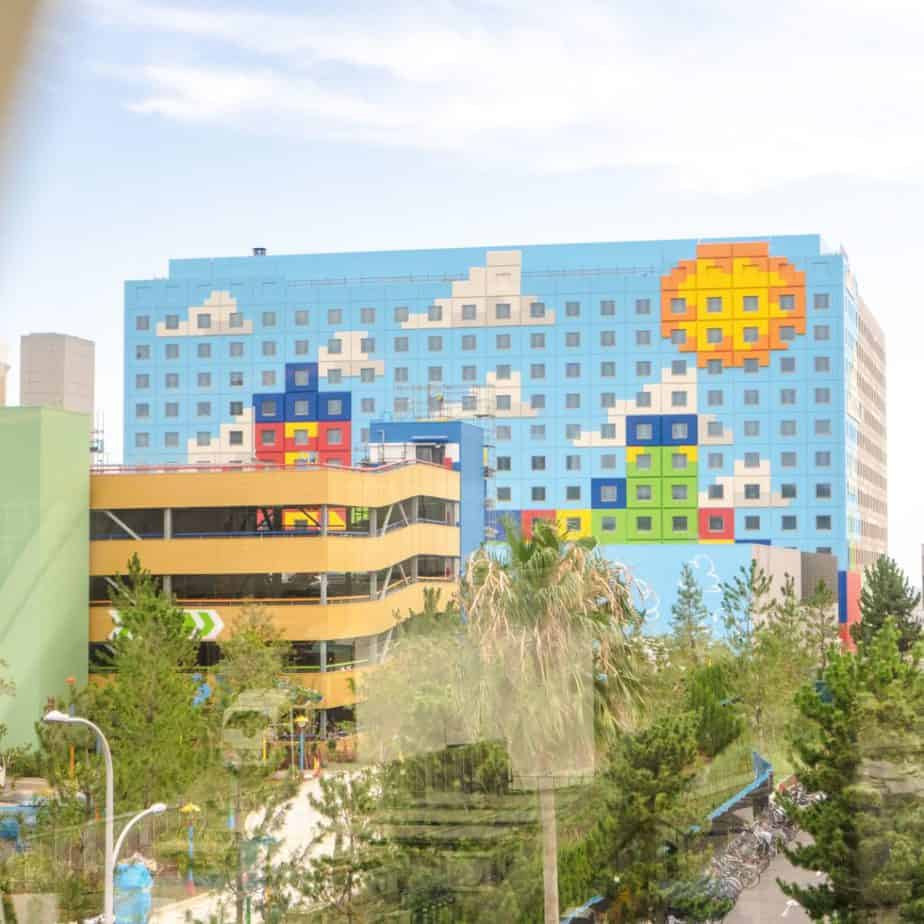 Toy Story Hotel Construction Update Summer 2021