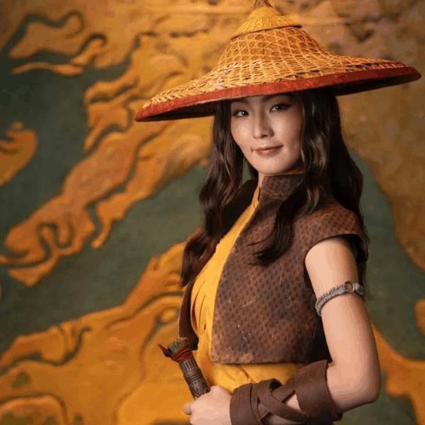 Raya Arrives at Shanghai Disneyland