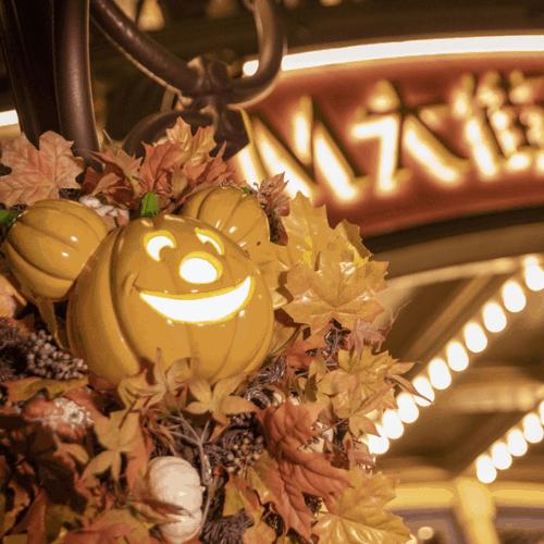 Shanghai Disney Resort Halloween Guide 2021