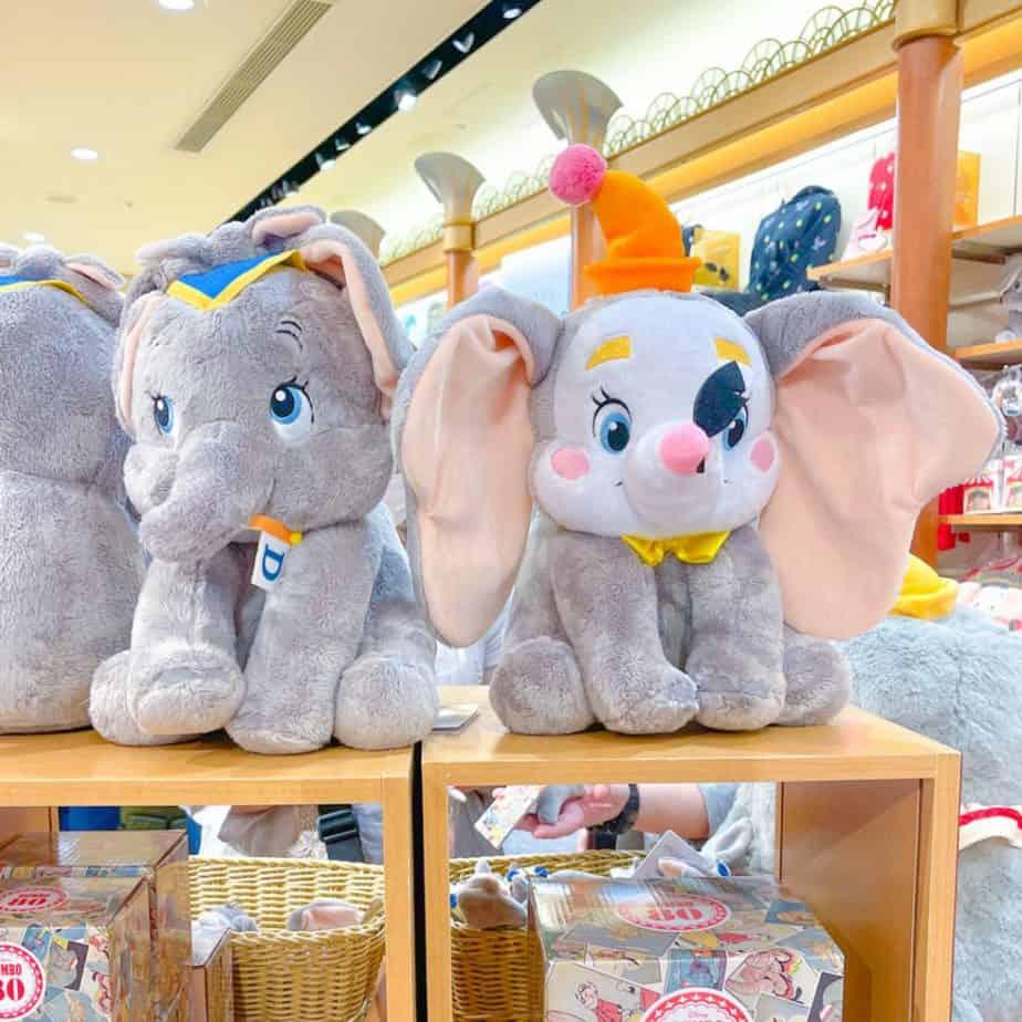 Tokyo Disneyland Merchandise Update October 2021