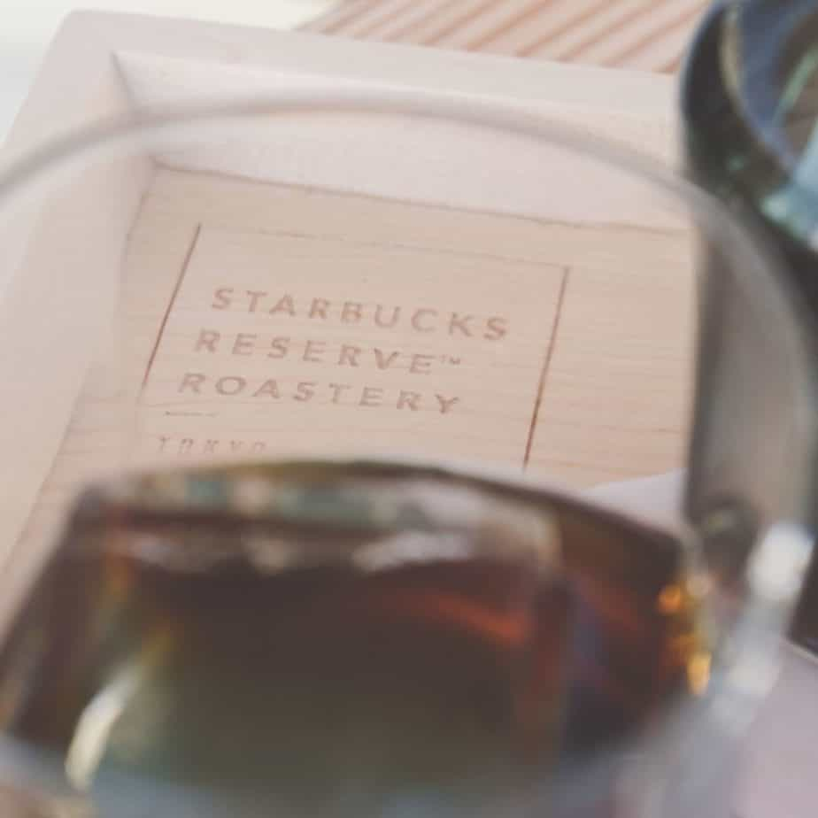 Starbucks Roastery Reserve Tokyo Review