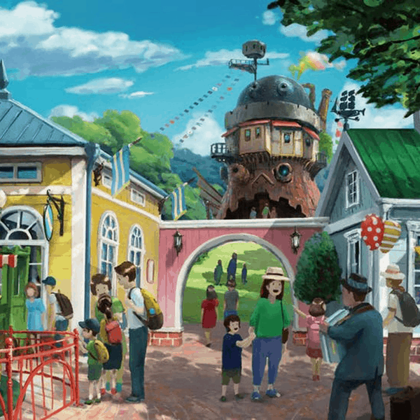 Studio Ghibli Park