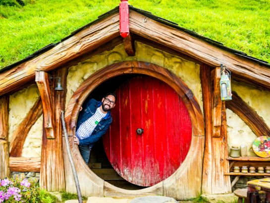 TDRExplorer Hobbiton New Zealand