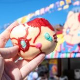 Universal Studios Japan Hello Kitty Chucky Steamed Bun