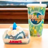 Universal Studios Japan JAWS Cake